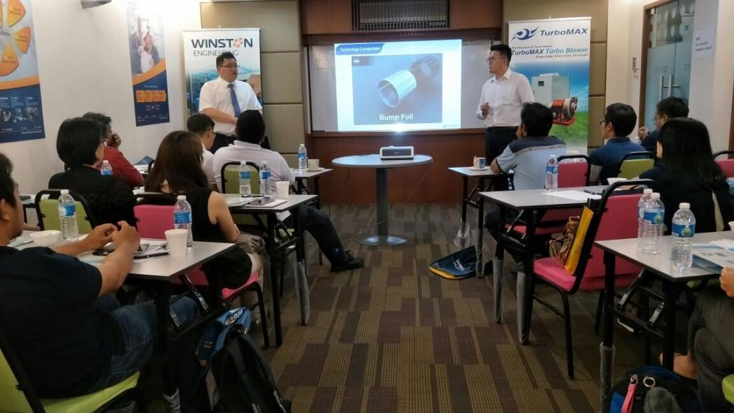 TurboMax In-house Seminar