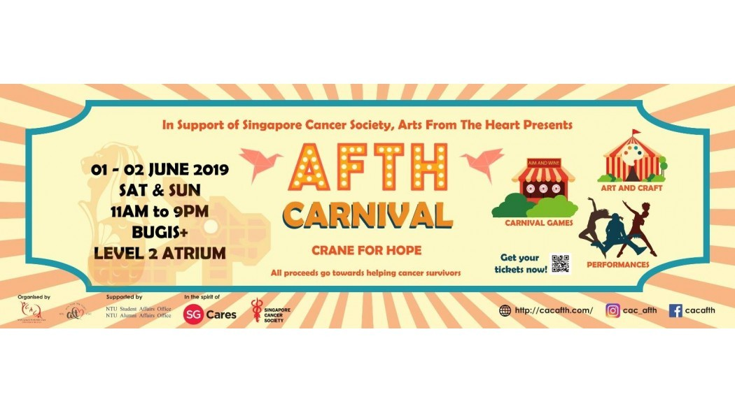 AFTH Carnival -Crane for Hope