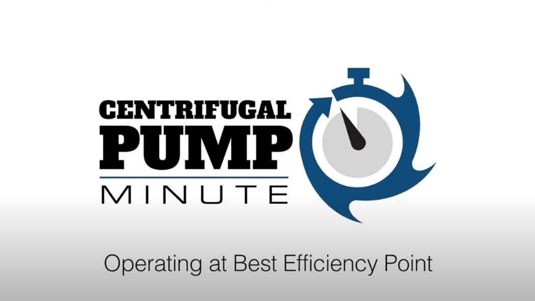 Centrifugal Pump BEP
